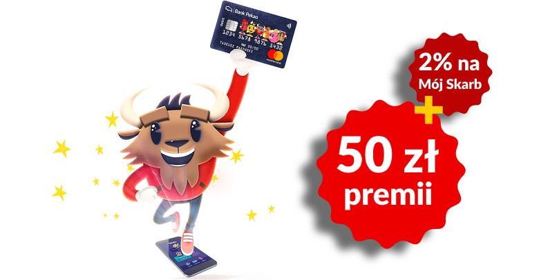 Promocja Pierwsze kieszonkowe na konto z PeoPay KIDS - 50 zł za założenie konta dla dziecka.