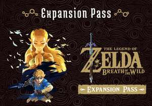 The Legend of Zelda Breath of the Wild Expansion Pass - Nintendo Switch