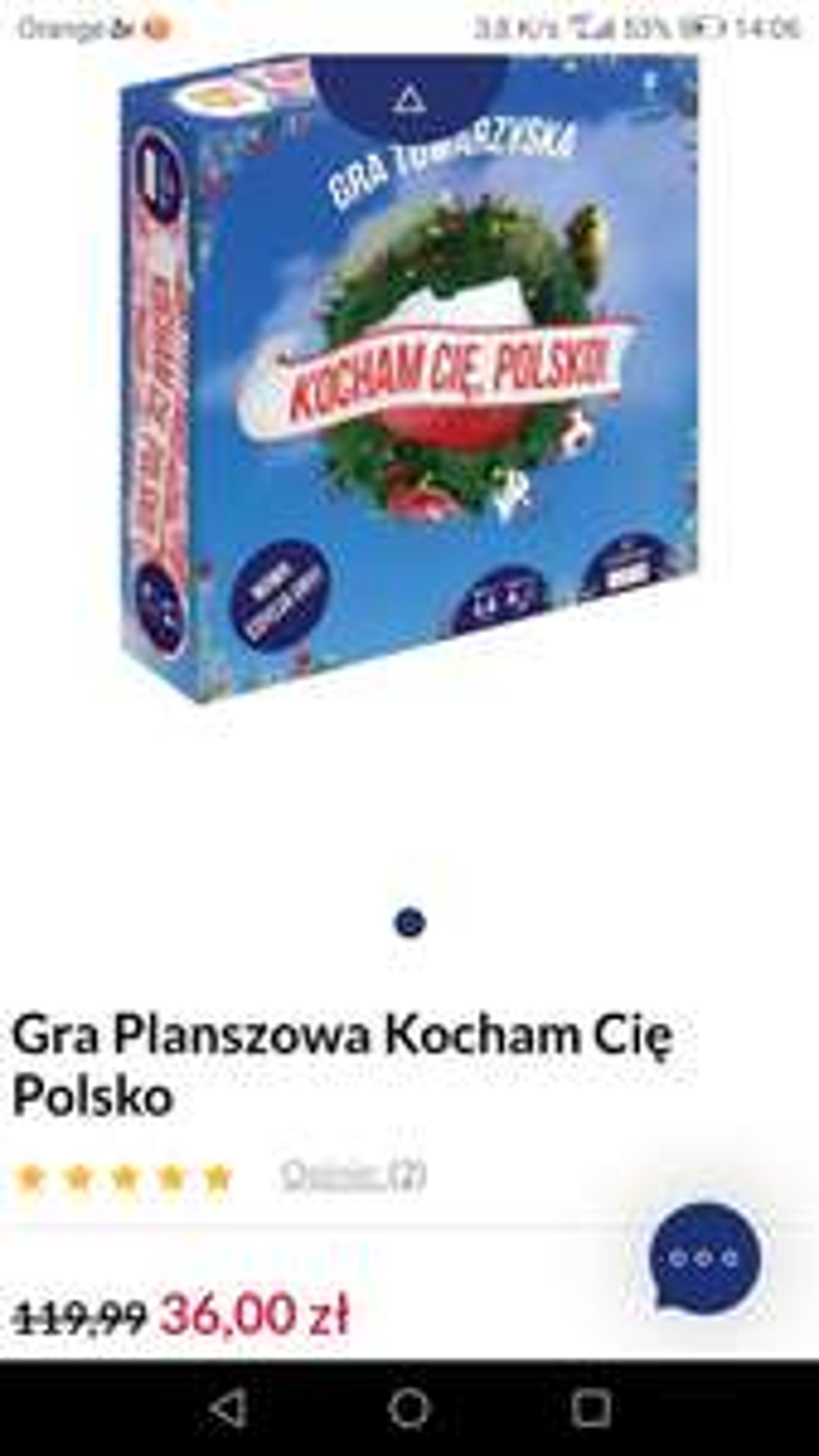Gra Kocham Cie Polsko