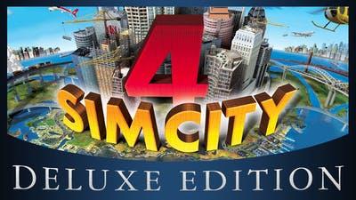 SimCity 4 Deluxe Edition + 5% zniżki na następne zamówienie 0,99€