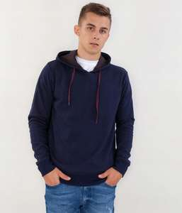 Lee Cooper Bluza JUSTIN 8400 NIGHT BLUE