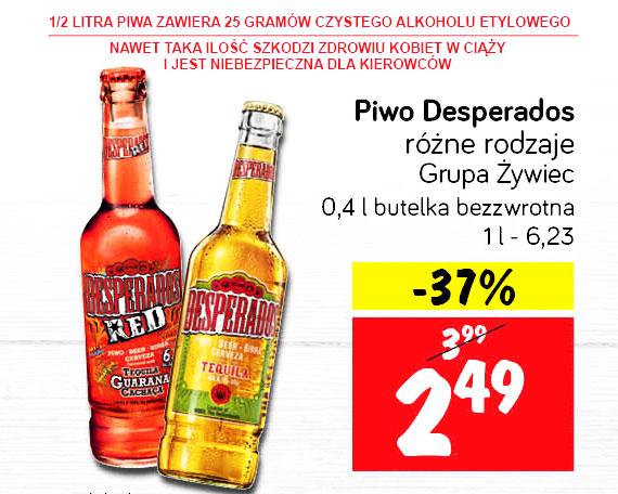 Piwo Desperados 400ml @POLOmarket