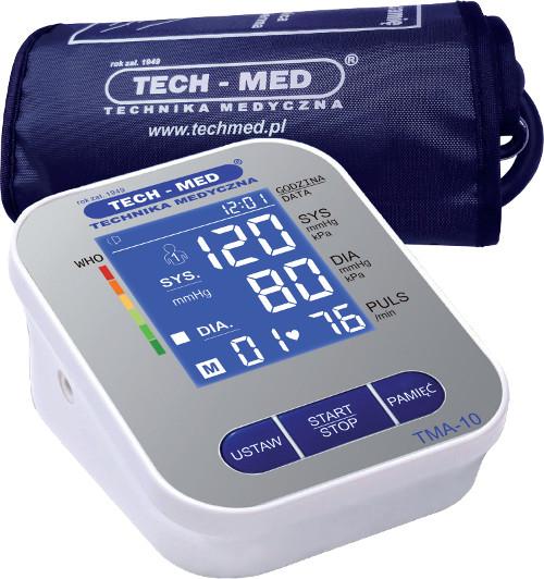 Ciśnieniomierz Polski Tech MedTMA-10