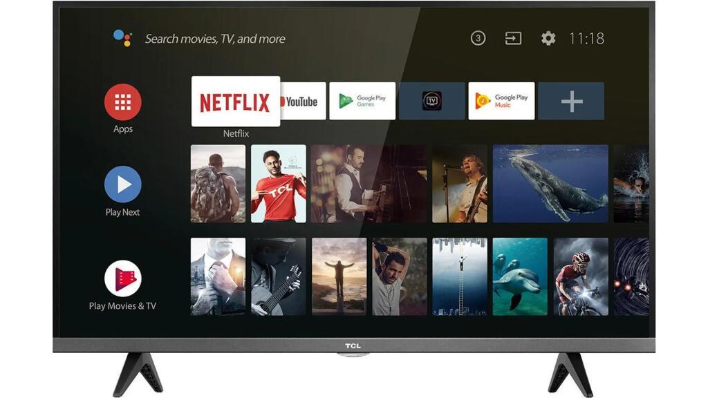 Zestawienie trzech telewizorów w @Neo24 - Manta, Sencor, TCL