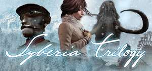 Steam Syberia Trilogy