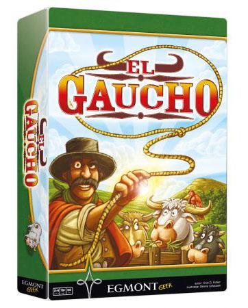 gra planszowa El Gaucho