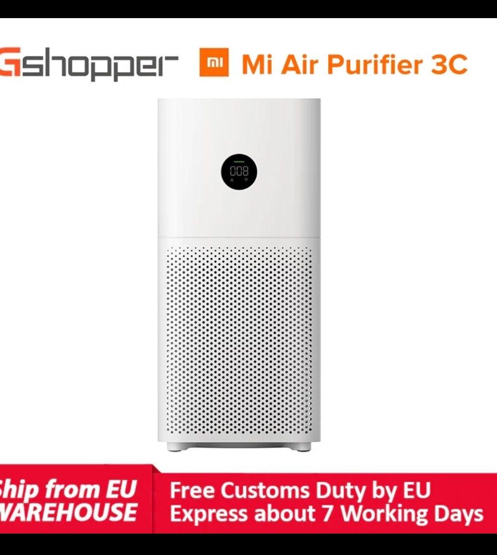 Xiaomi Air Purifier 3c (107,99 $) wysyłka 3 dniowa z Polski