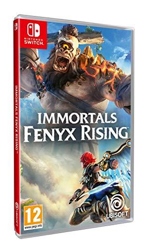 Nintendo Switch: Immortals Fenyx Rising z Amazon.es (38,51€)