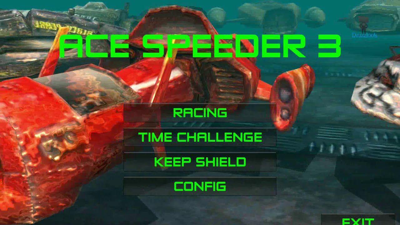 Gra Ace Speeder 3, Android (bez reklam)