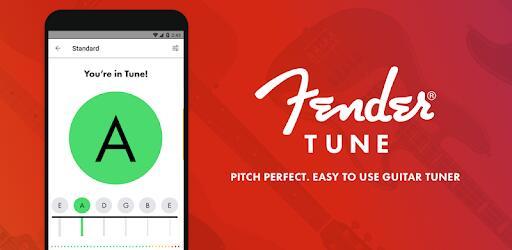 Fender Tune Plus za darmo [iOS i Android] - multimedialny kombajn (tuner i wiele więcej) dla gitary, basu i ukulele