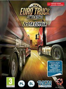 Euro Truck Simulator 2 Złota Edycja PL Klucz Steam (Allegro / Muve)