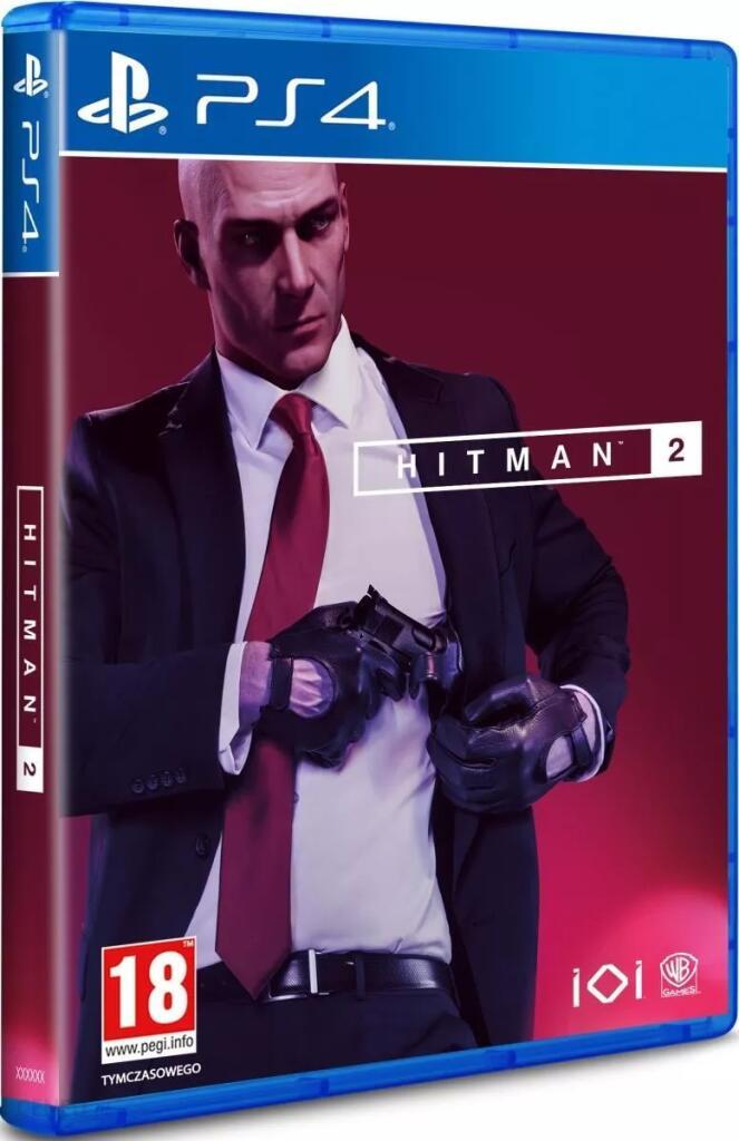 Hitman 2 (PS4) PL