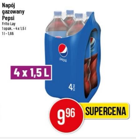 4x1.5L Pepsi w PoloMarket