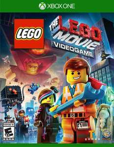 The LEGO Movie Videogame (Xbox One & Series X|S) MS store Węgry