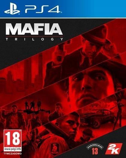 Mafia Trylogia PS4 za 125 zł