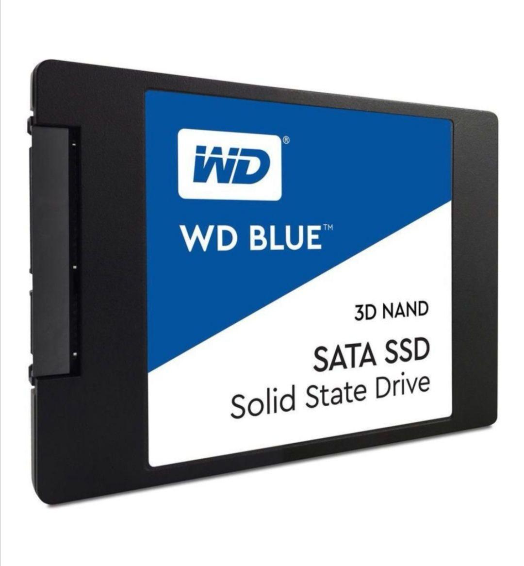 Dobra cena za Dysk WD Blue 3D Nand 1TB SSD.