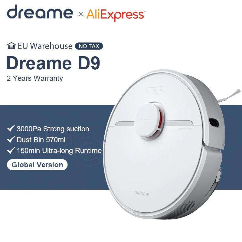 Odkurzacz Dreame D9