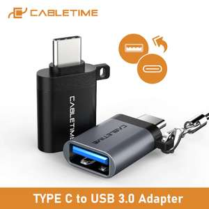 CABLETIME typ C Adapter USB3.0