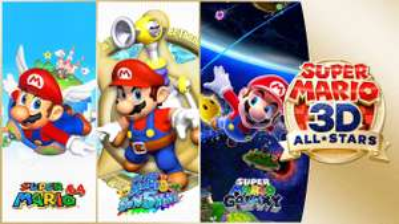 Super Mario 3D All Stars (Nintendo Switch) ~ x-kom.pl