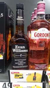 Evan Williams Bourbon Whiskey 0.7l w Netto