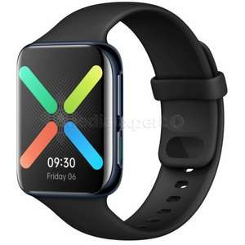 Oppo Watch 46mm LTE - smartwatch z Wear OS, LTE, GPS