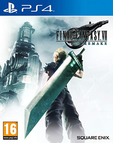 Final Fantasy VII Remake PS4 za około 145 zł Amazon UK 28,8GBP