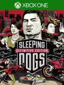 Sleeping Dogs Xbox One / Series X/S Węgierski MS store bez VPN