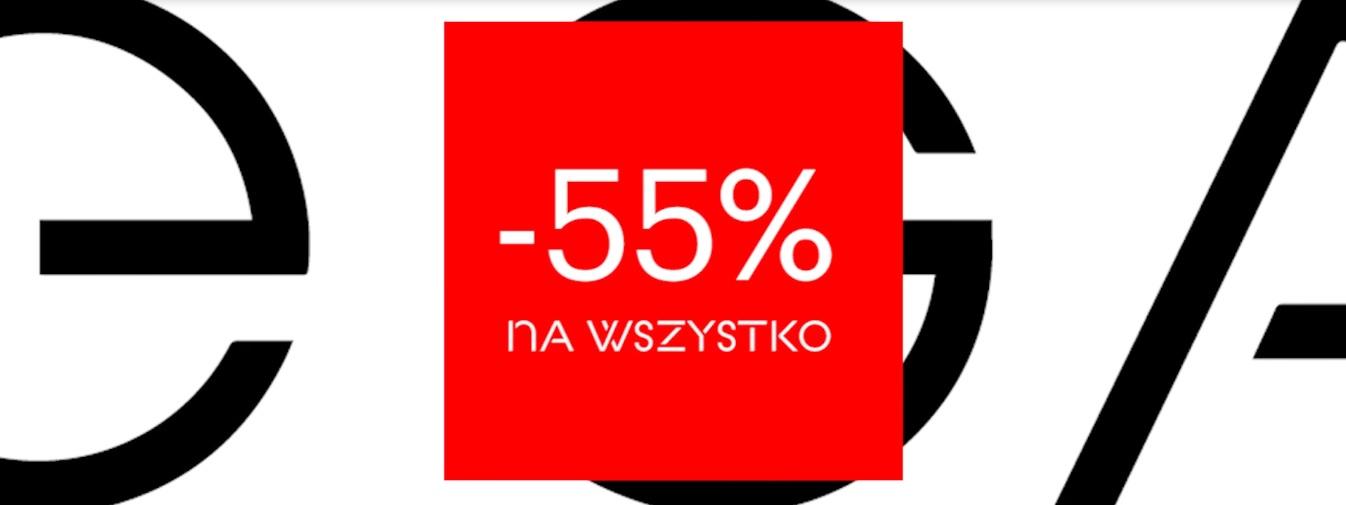 -55% na WSZYSTKO w GATE SHOP!