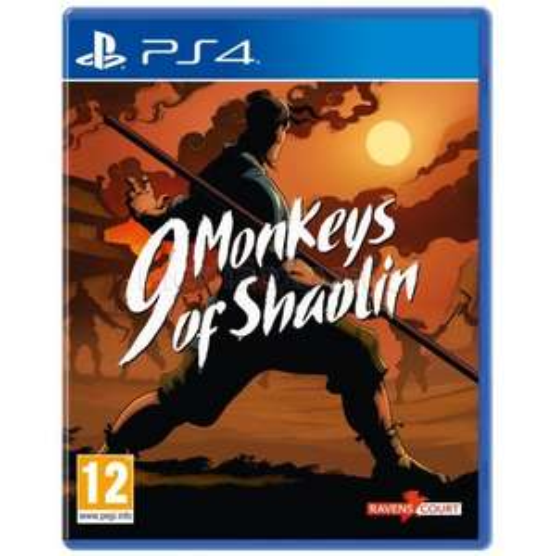 9 Monkeys Of Shaolin PS4/XBOX/PC