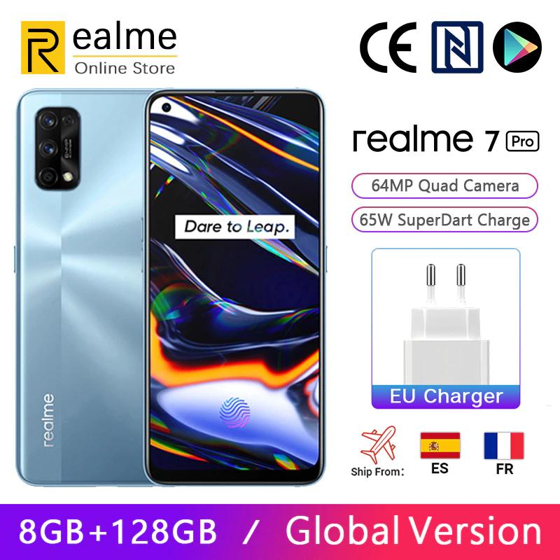 REALME 7 Pro z Hiszpanii 8/128 GB