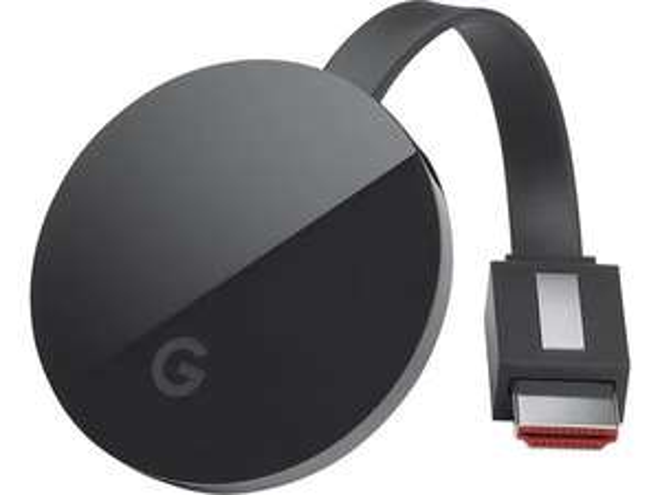 GOOGLE Chromecast ULTRA 4K UHD HDR w Neonet