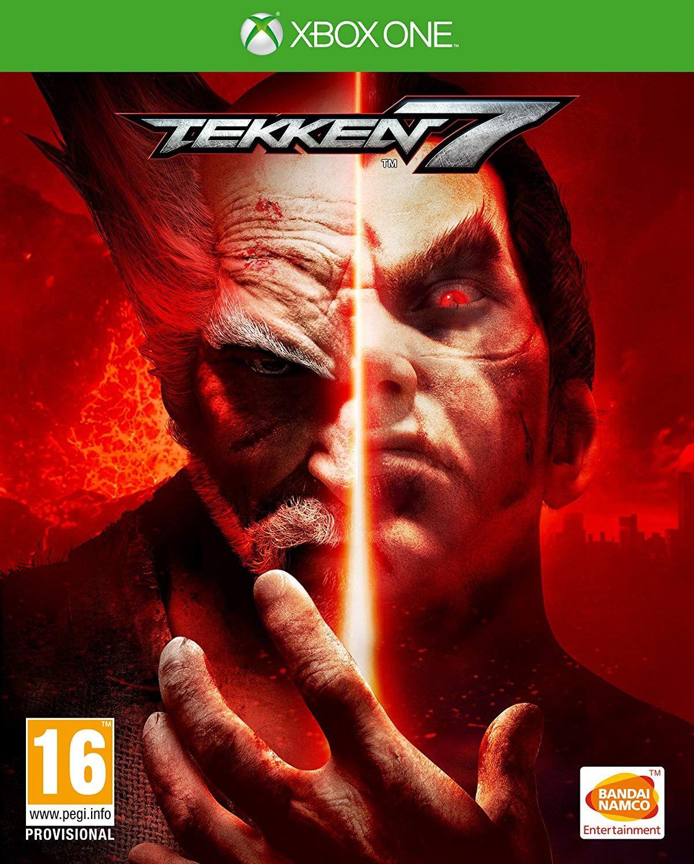 Tekken 7 Xbox One - cyfrowa wersja, klucz VPN