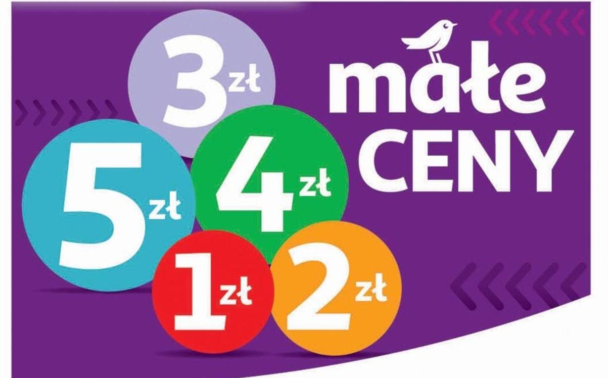 W Auchan trwa promocja na wybrane artykuły po 1zł, 2zł, 3zł, 4zł, 5zł.
