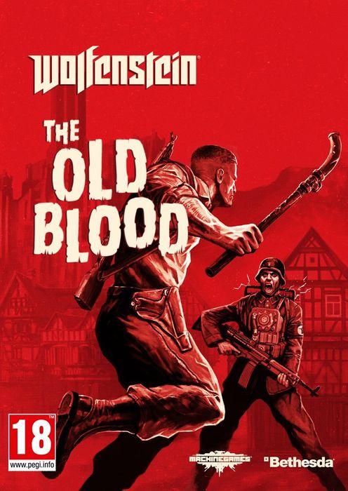 WOLFENSTEIN: THE OLD BLOOD PC KLUCZ STEAM