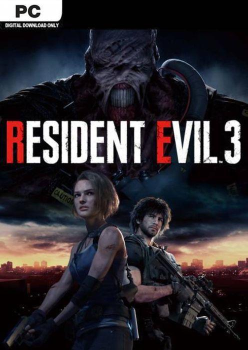 Resident Evil 3 PC Steam za 51,79 zł w CDkeys