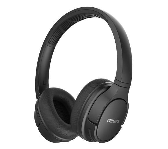 Bezprzewodowe słuchawki nauszne Philips ActionFit TASH402BK/00 BT 5.0 @ Euro