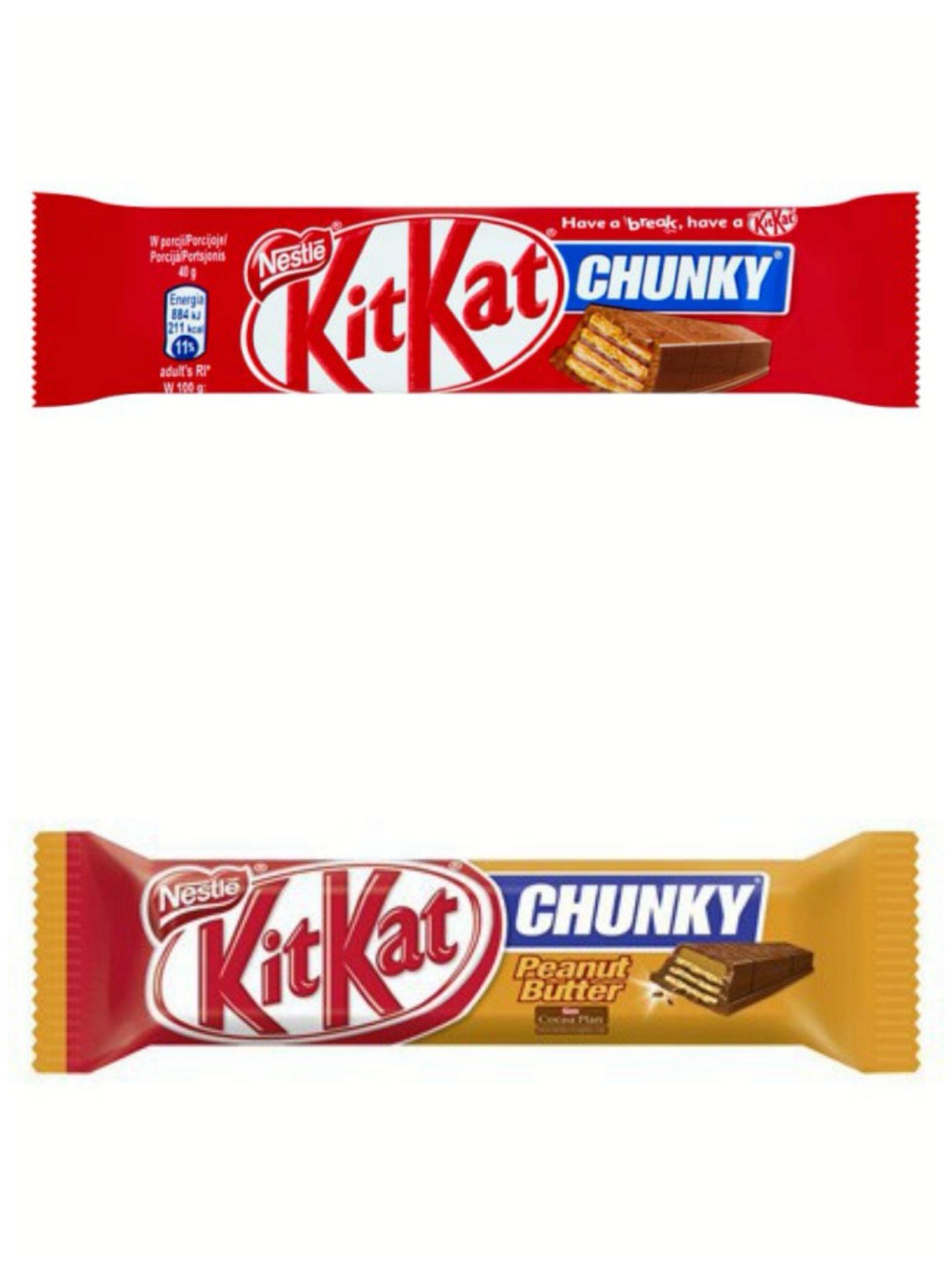 Baton KitKat, kup 3 i zapałać mniej - Biedronka