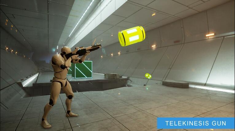Unreal Engine 4 - darmowe paczki zasobów styczeń