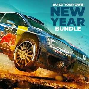 Build Your Own NEW YEAR Bundle z 20 grami do wyboru - 1€ (lub mniej) za grę @Fanatical