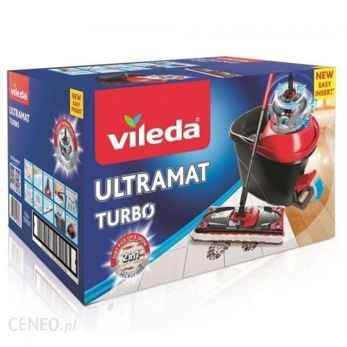 Mop Vileda Ultramat Turbo (Kaufland Gdańsk, Cienista 30)