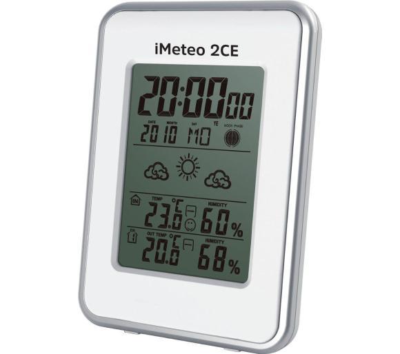 stacja pogody TechniSat iMeteo 2CE ( w zestawie czujnik zewnętrzny ) odbiór osobisty 0zł