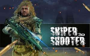 Realistic Sniper Shooter 3D - FPS Shooting 2021