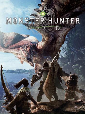 Monster Hunter: World Steam Key GLOBAL za 65,92zł @ Eneba