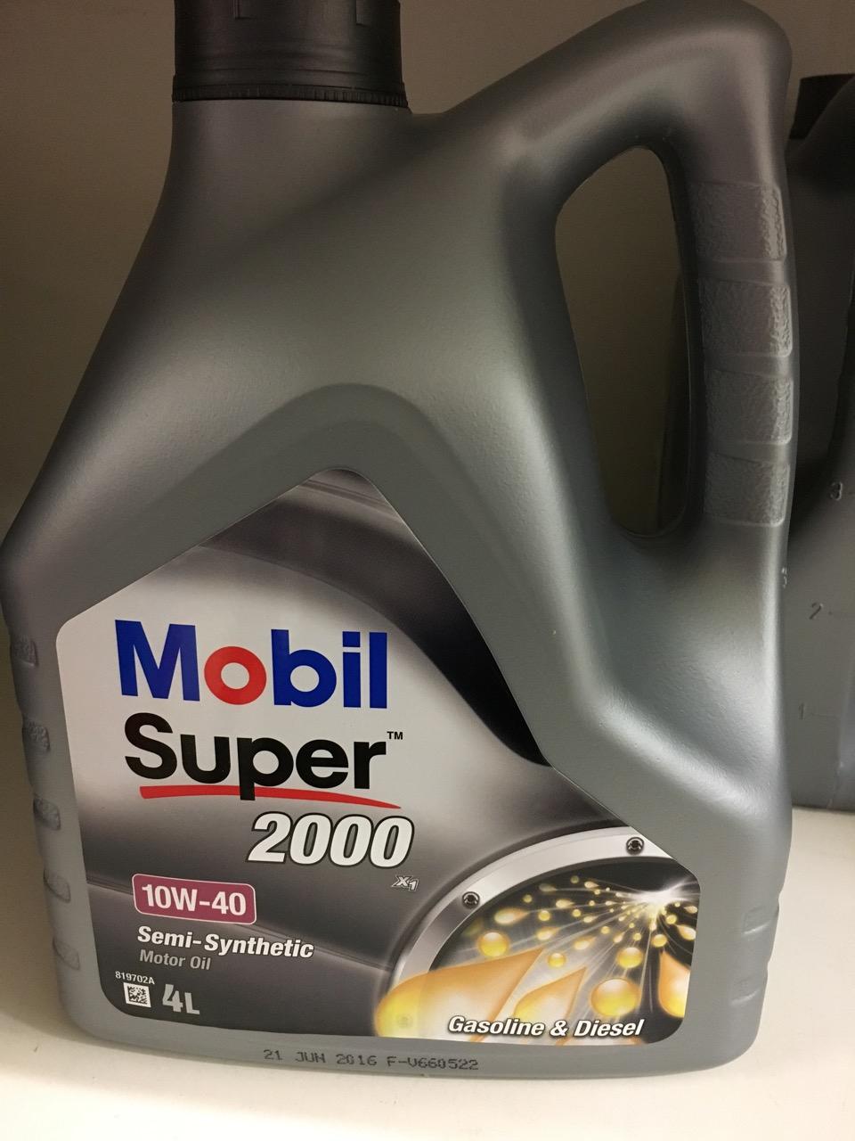 Błąd cenowy? Olej Mobil1 2000 10W40 4L za 25zł w Tesco
