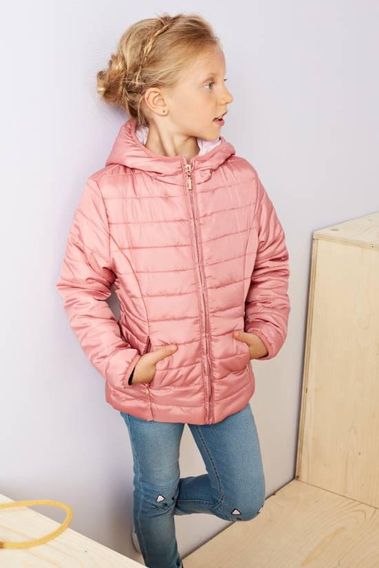 Dziecięca kurtka puchowa za 39,90zł (rozm.3-13lat) @ Terranova