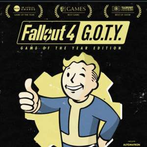 Fallout 4: Game of the Year Edition na PC