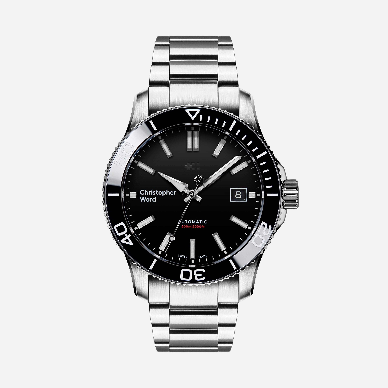Wyprzedaż do 50% na zegarki Christopher Ward zegarek
