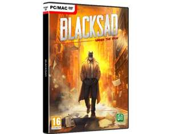Blacksad: Under The Skin PC za 19,99 zł, PS4/Xbox One za 39,99 zł