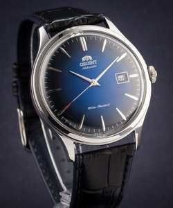 Zegarek Orient Bambino Version 4 FAC08004D0 108,32 amazon.it
