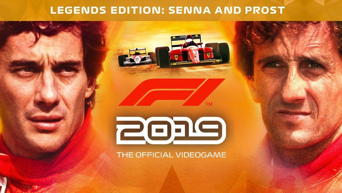 F1 2019 - Legends Edition (klucz steam) za 3,75€ - historycznie najniższa cena @Fanatical